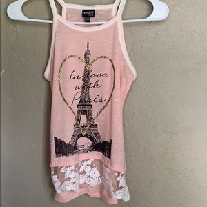 Other - Girls tank top
